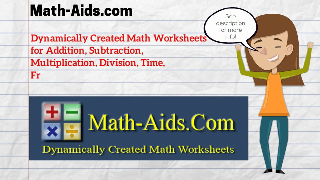 Math Aids Factors Worksheets Math Aids Math Worksheets