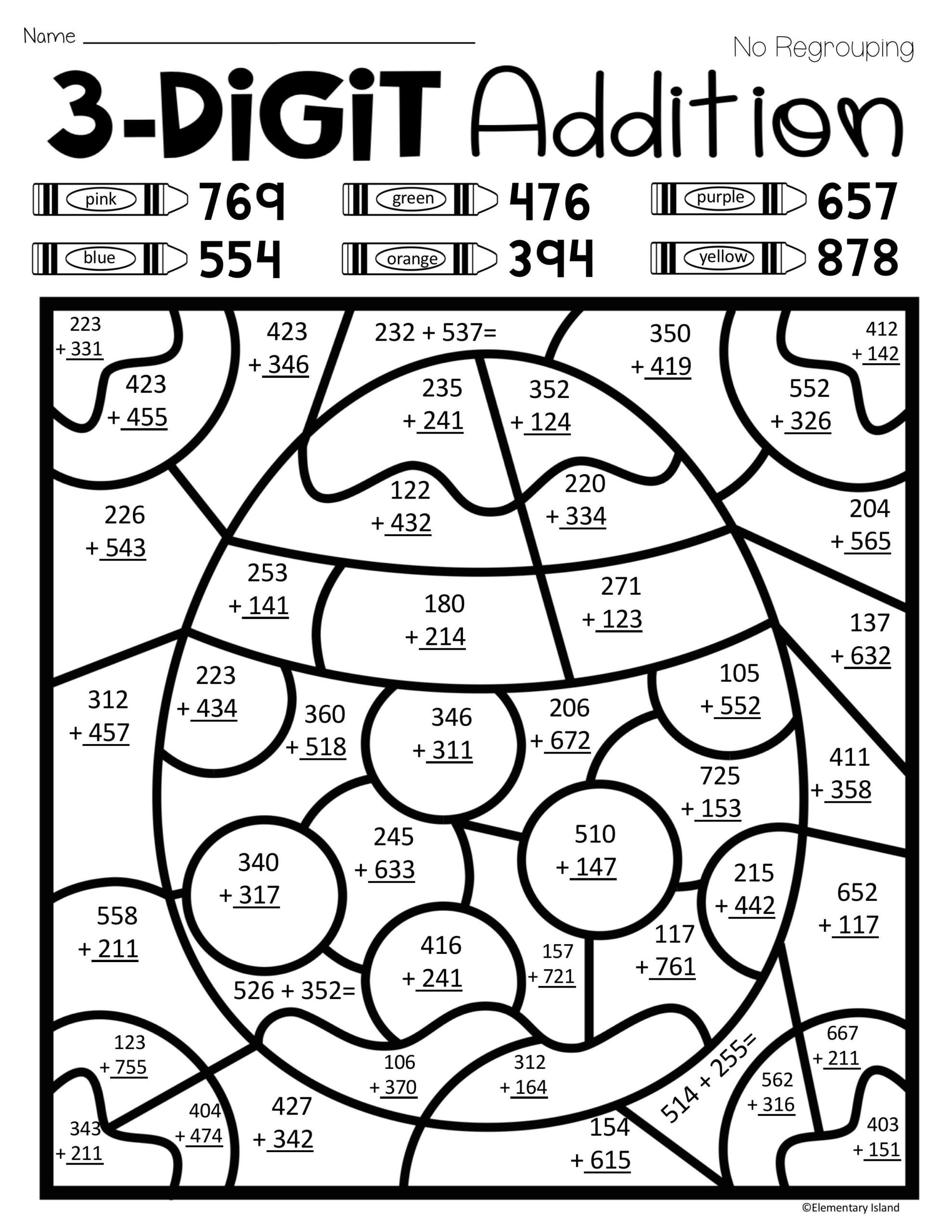 Math Mystery Picture Worksheets Need Help with Math Problems for Free Page 2 Nursing Math