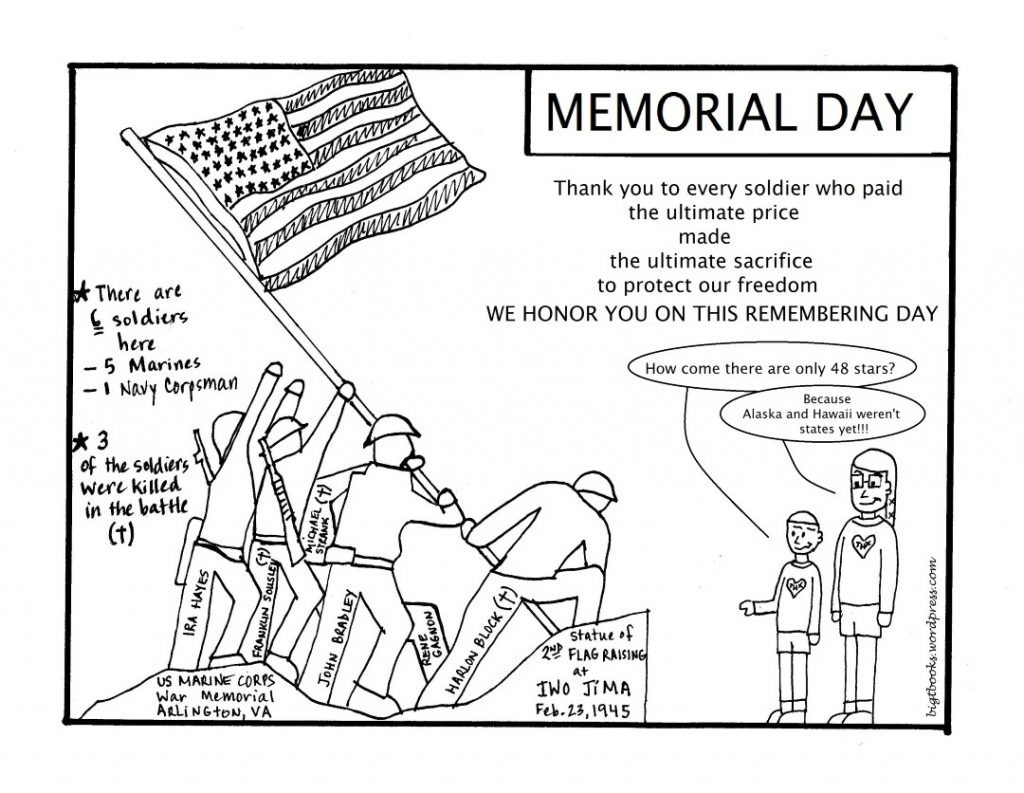 Memorial Day Worksheets Free Printable Memorial Day Coloring Pages – Coloringcks