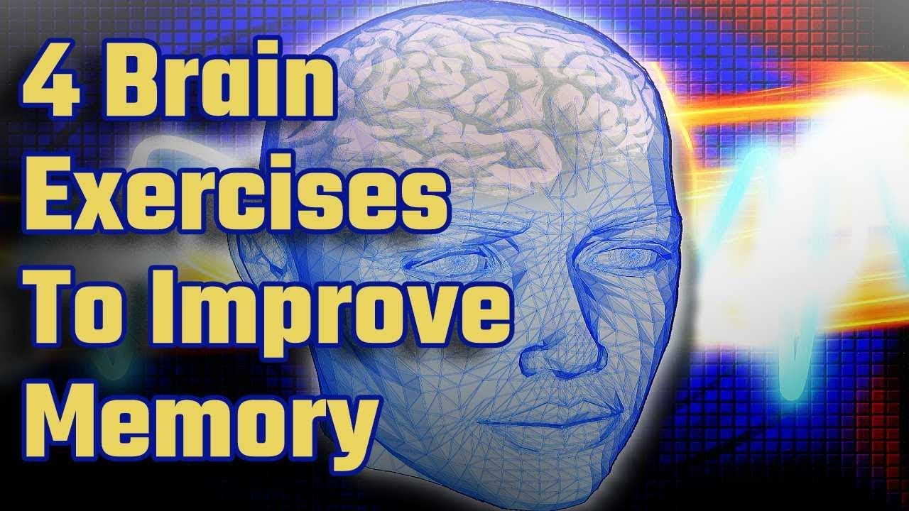 Memory Exercises for Adults Printable 9 Brain Exercises that Ensure Memory Improvement