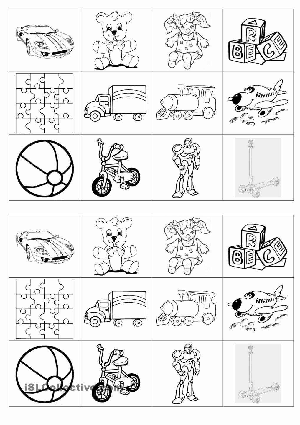 Memory Exercises for Adults Printable Esl toys Coloring Worksheet Unique Aleksandra Cho…'ojczyk