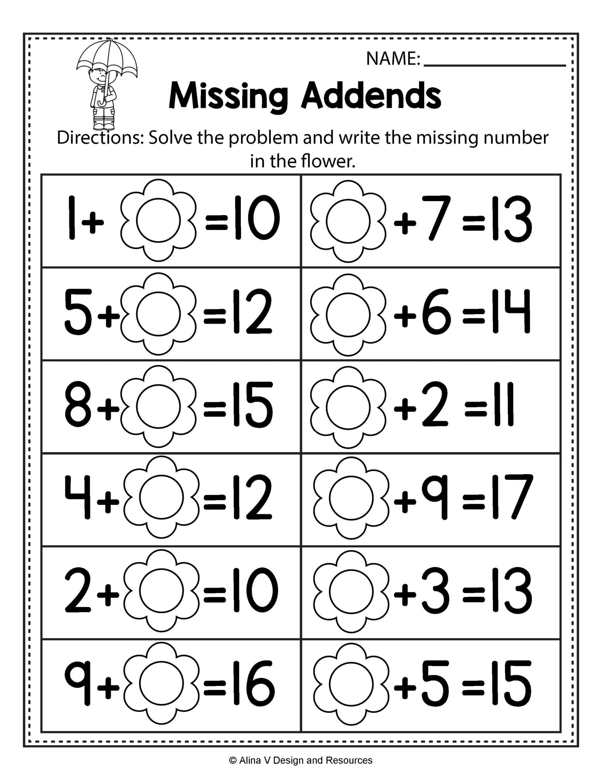 Missing Number Worksheets 2nd Grade Worksheets Second Grade Christmas Math Worksheets Spring