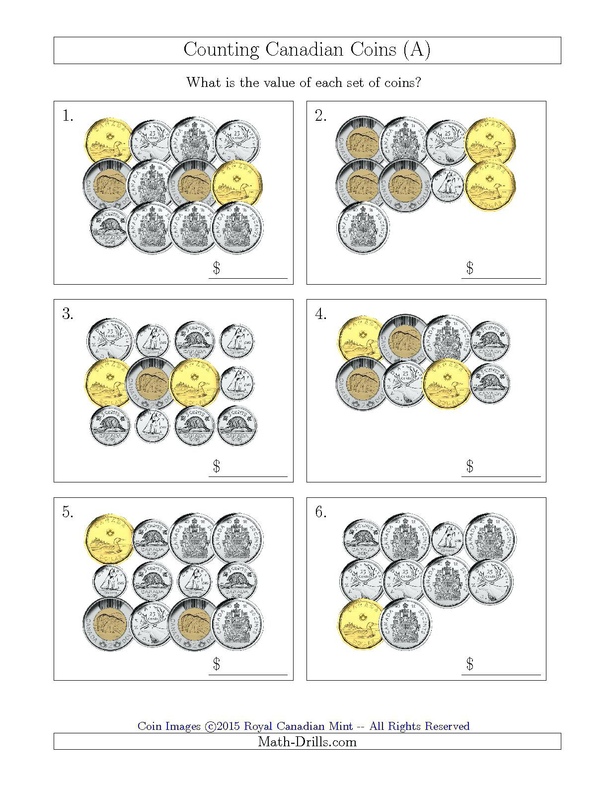 Money Worksheets 3rd Grade Counting Money Worksheets 3rd Grade Money Worksheets