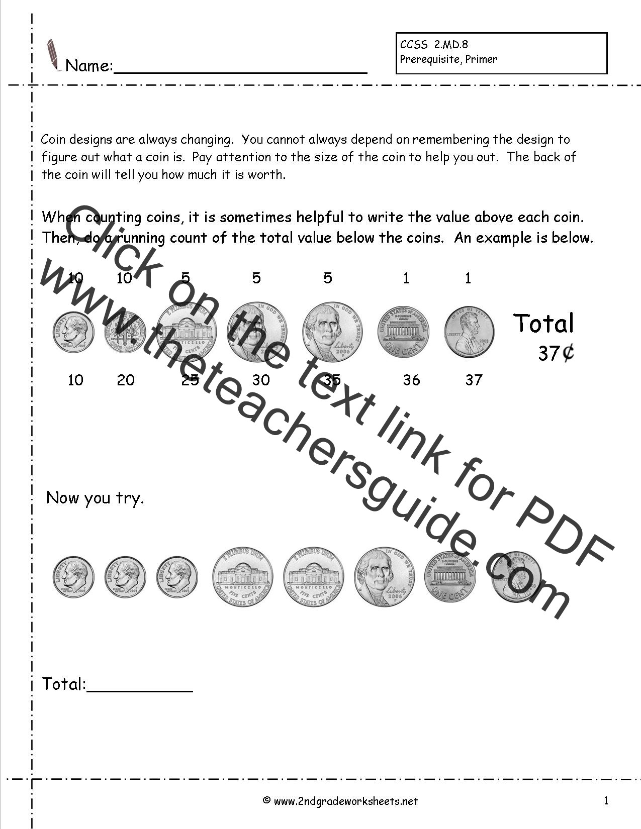Money Worksheets for Second Grade Adding Money Worksheets 2nd Grade Making Money Kenya
