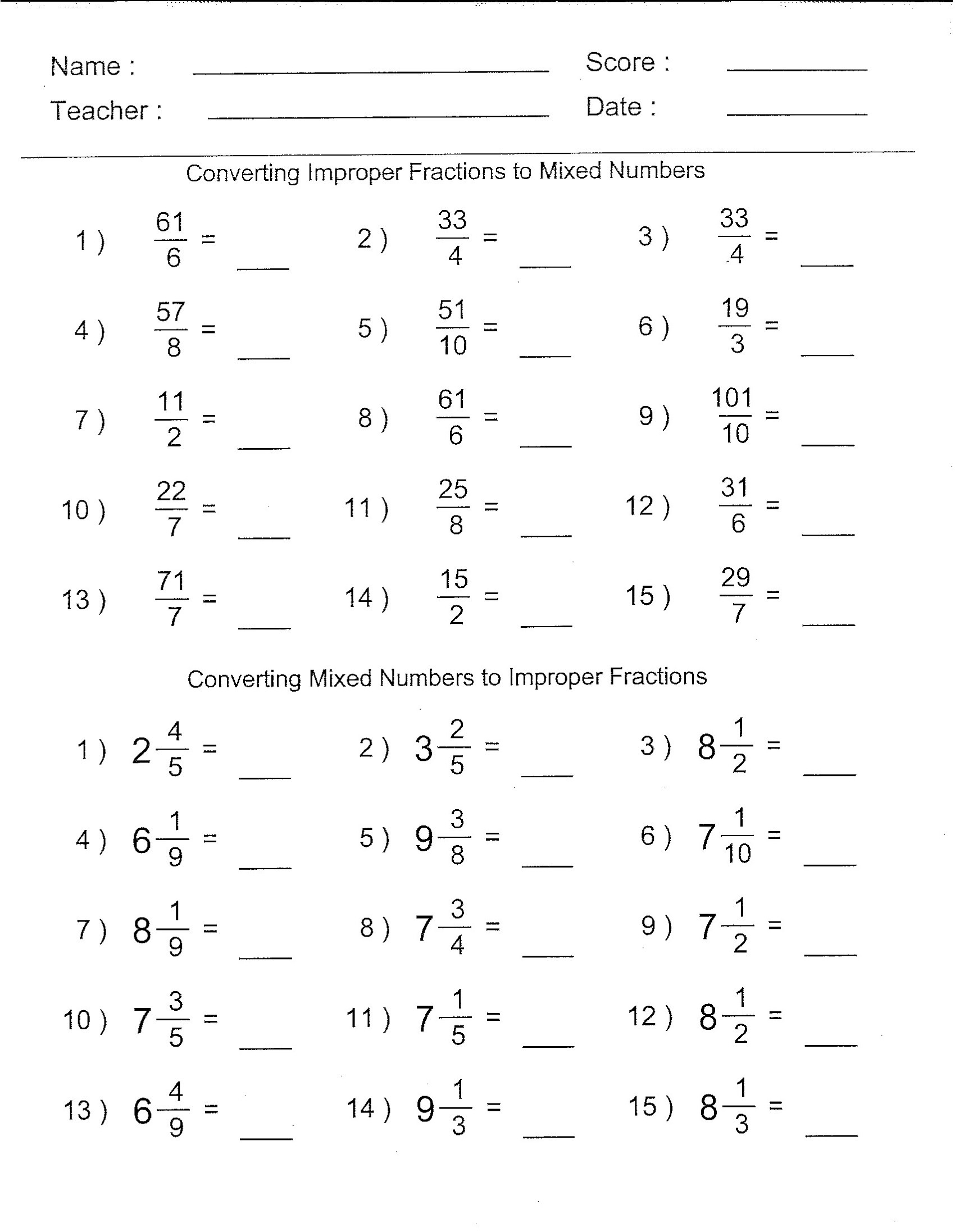 Multiplying Fractions Worksheet 6th Grade Fractions for Grade 1 Free Worksheets A and An Worksheets