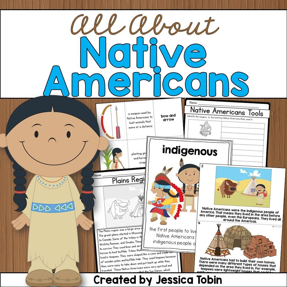 Native American Math Worksheets Native American Activities for the Classroom