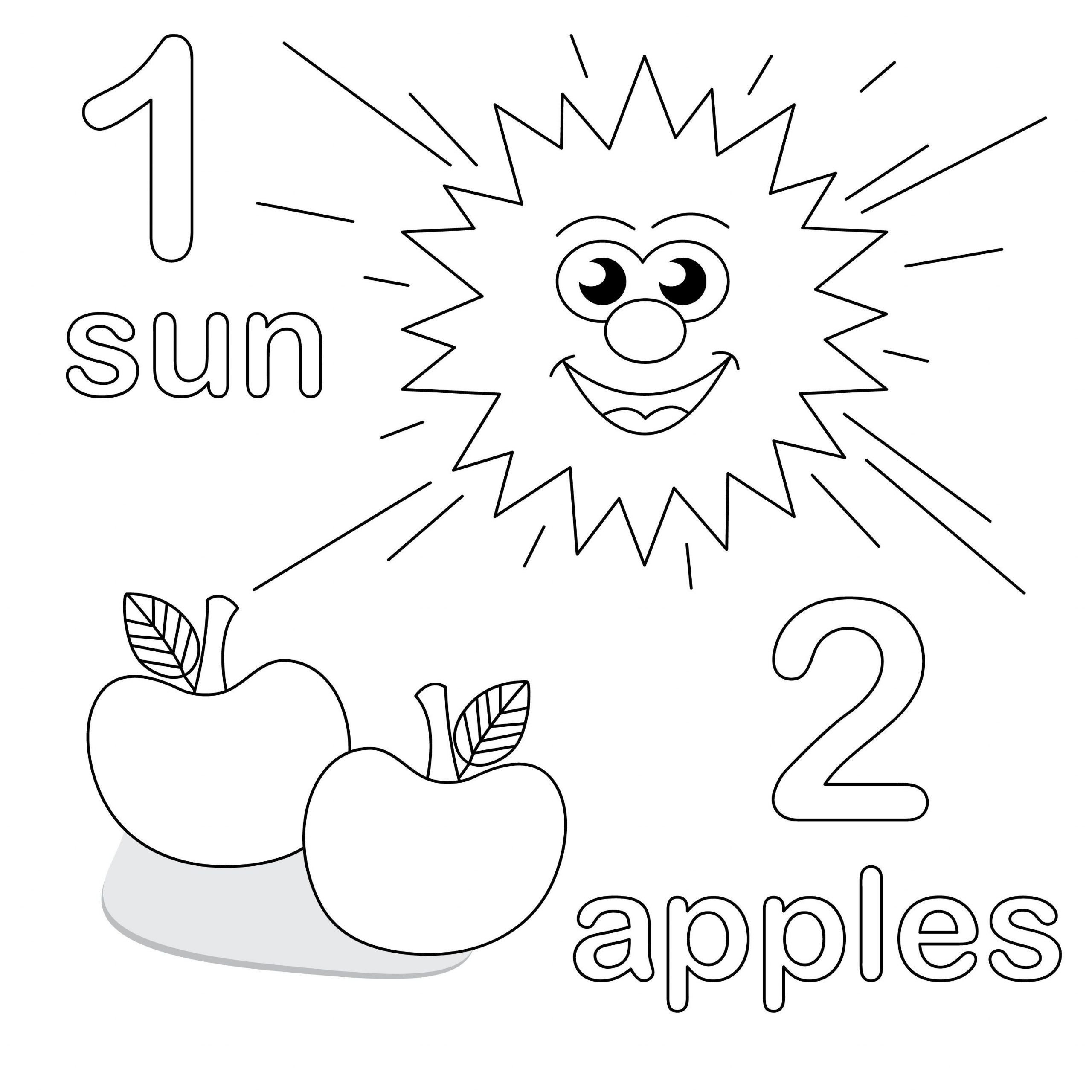 Number 2 Worksheets for Preschool Pin On Printable Example Worksheet for Preschool