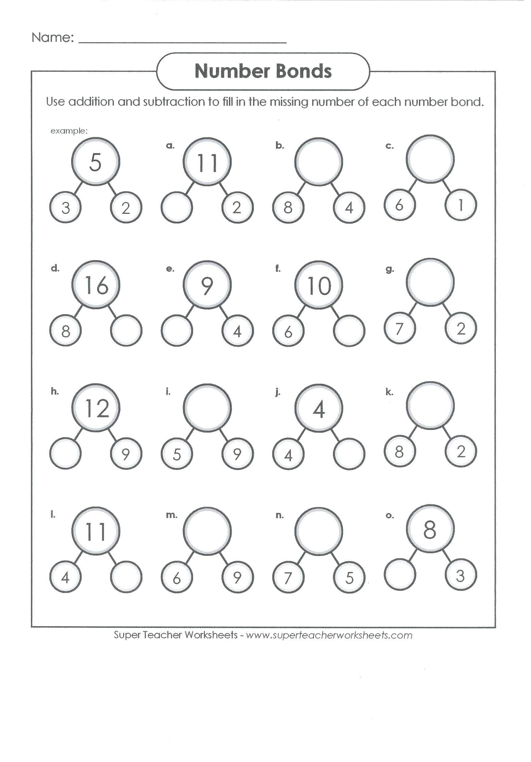 Pin on Educational Worksheets Template