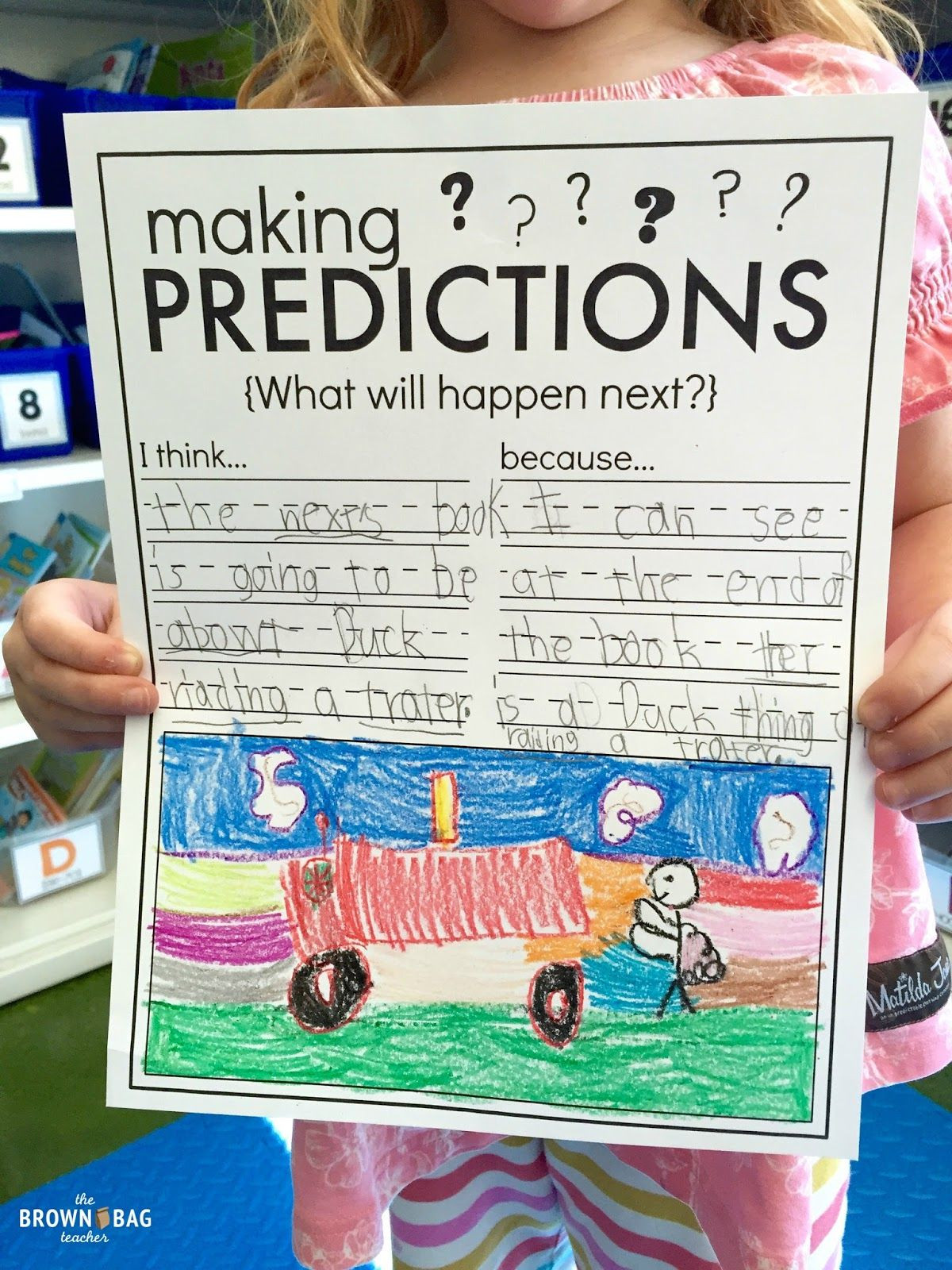 Predictions Worksheets 1st Grade Making Predictions 1st Grade Read Aloud