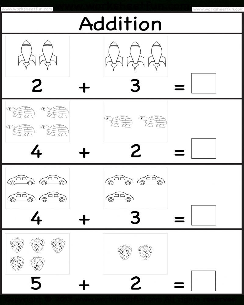 Preschool Addition Worksheets Printable Pin On Pirmokai