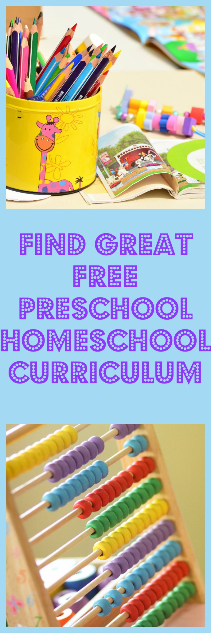 Preschool Palace Curriculum Find Great Free Preschool Homeschool Curriculum to Teach A