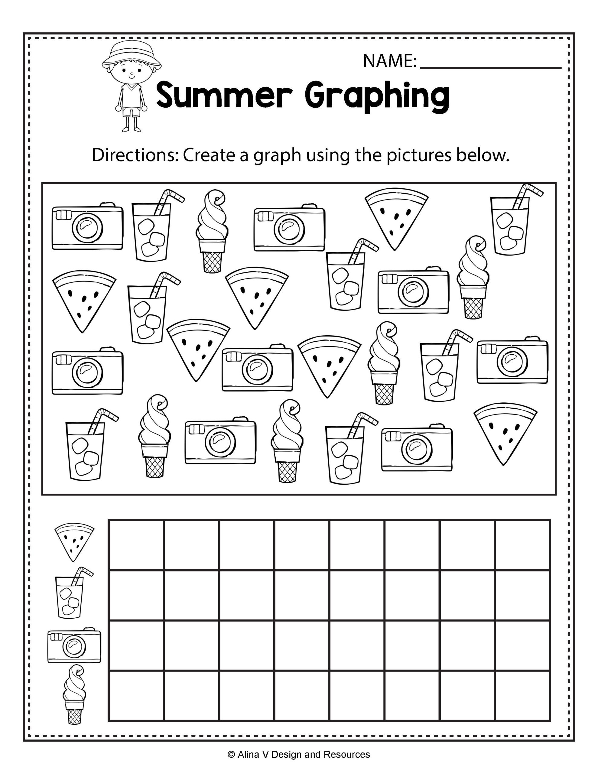 Preschool social Studies Worksheets Worksheet Free Kindergarten Writing Paper Educational