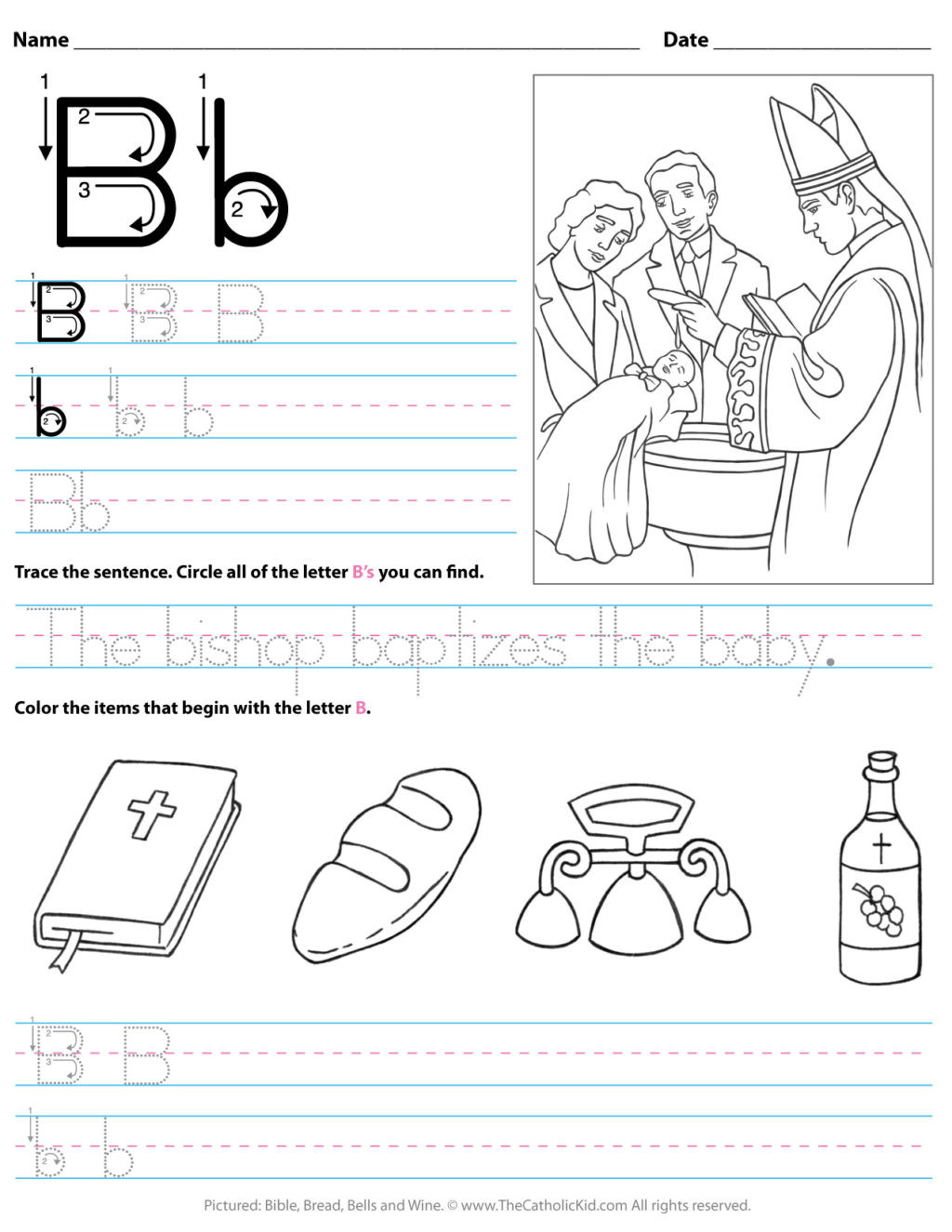 Preschool Worksheets Letter B Worksheet Amazing Free Printableksheet for Preschool