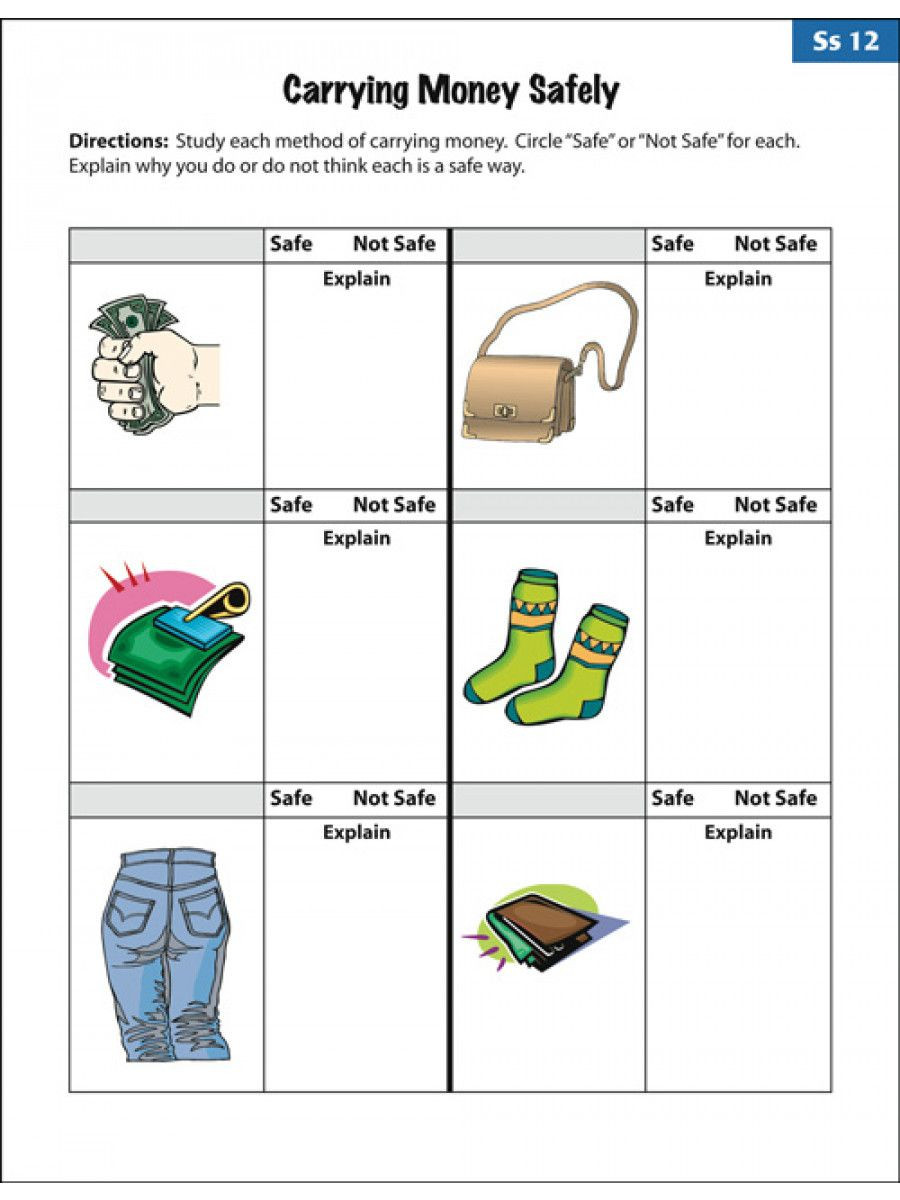 Printable Life Skills Worksheets Amusing Empowered by them Life Skills Worksheets Related to