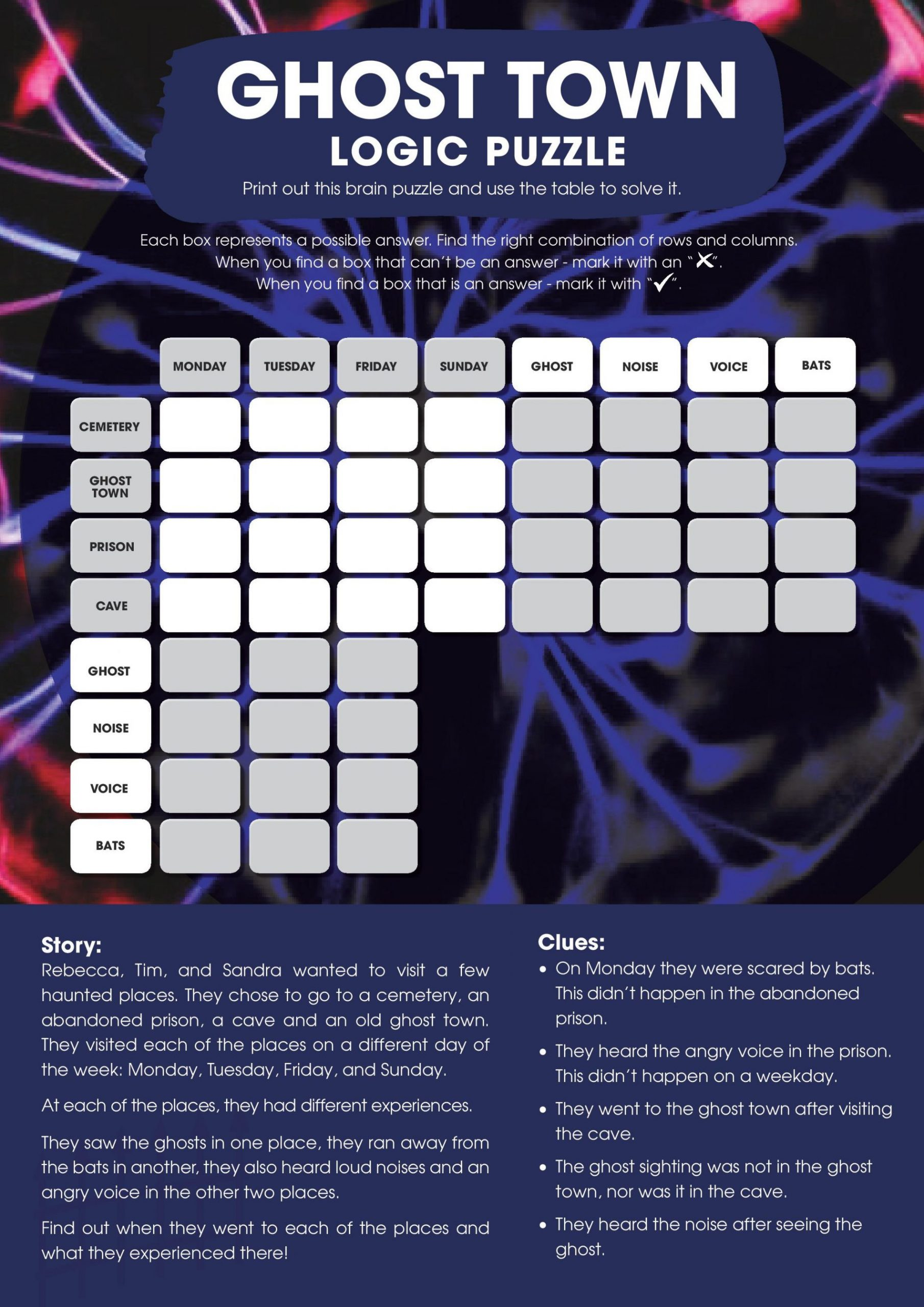 Printable Rebus Brain Teasers You Ll Need to Think Outside the Box for these Brain Puzzles