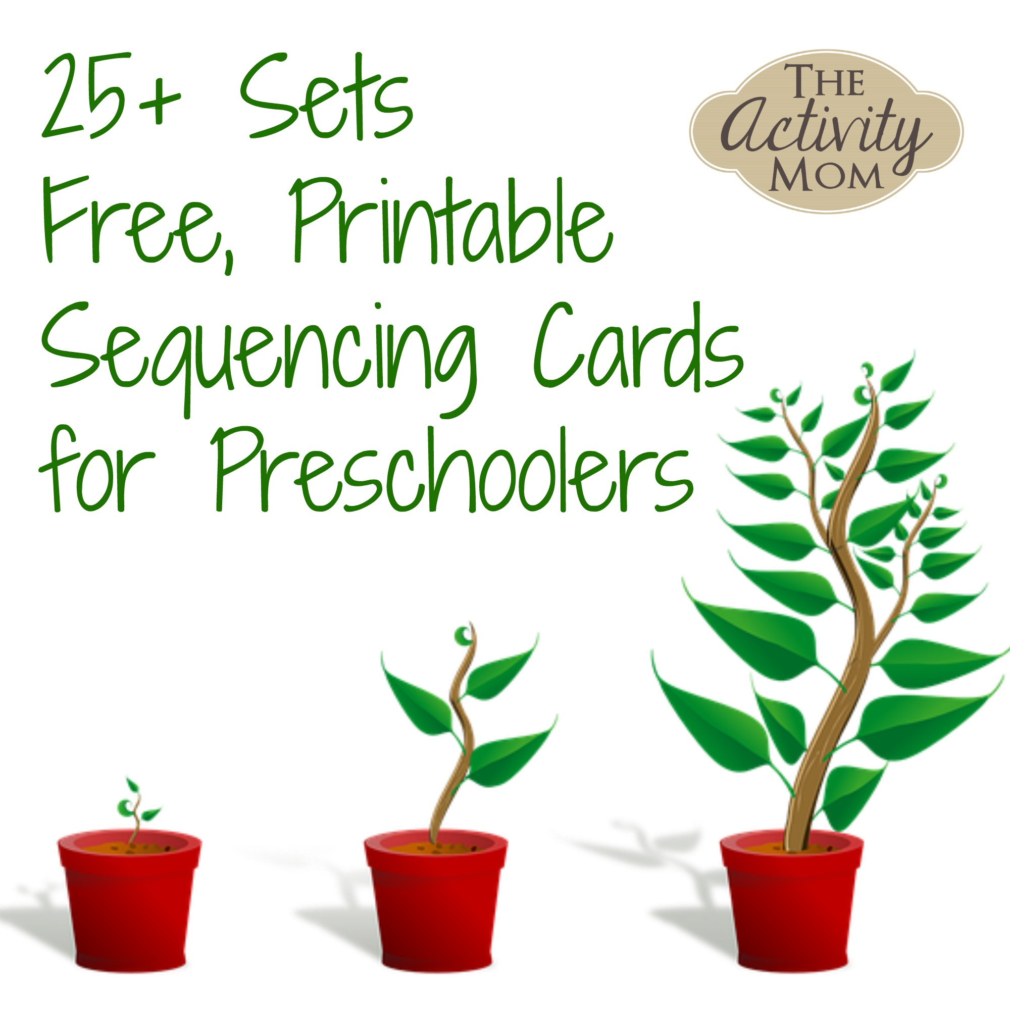 Printable Sequence Worksheets the Activity Mom Sequencing Cards Printable the Activity Mom