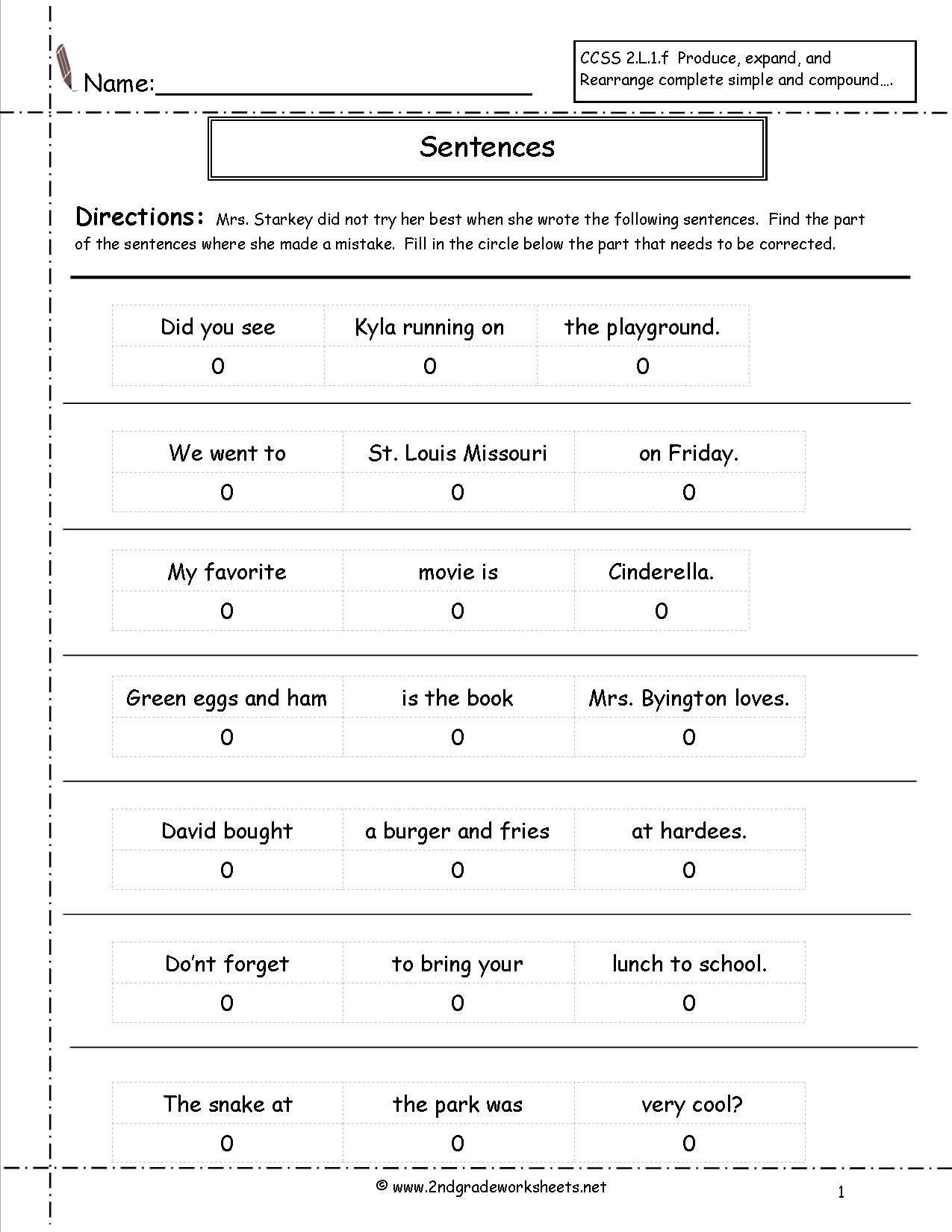 Printable Typing Worksheets Pin On Printable Worksheet Template
