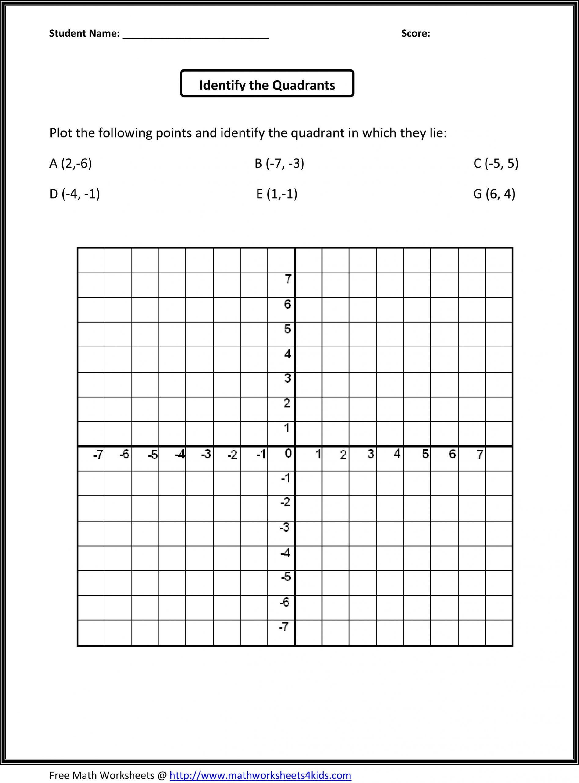 Probability Worksheet 5th Grade 5th Grade Math Worksheet