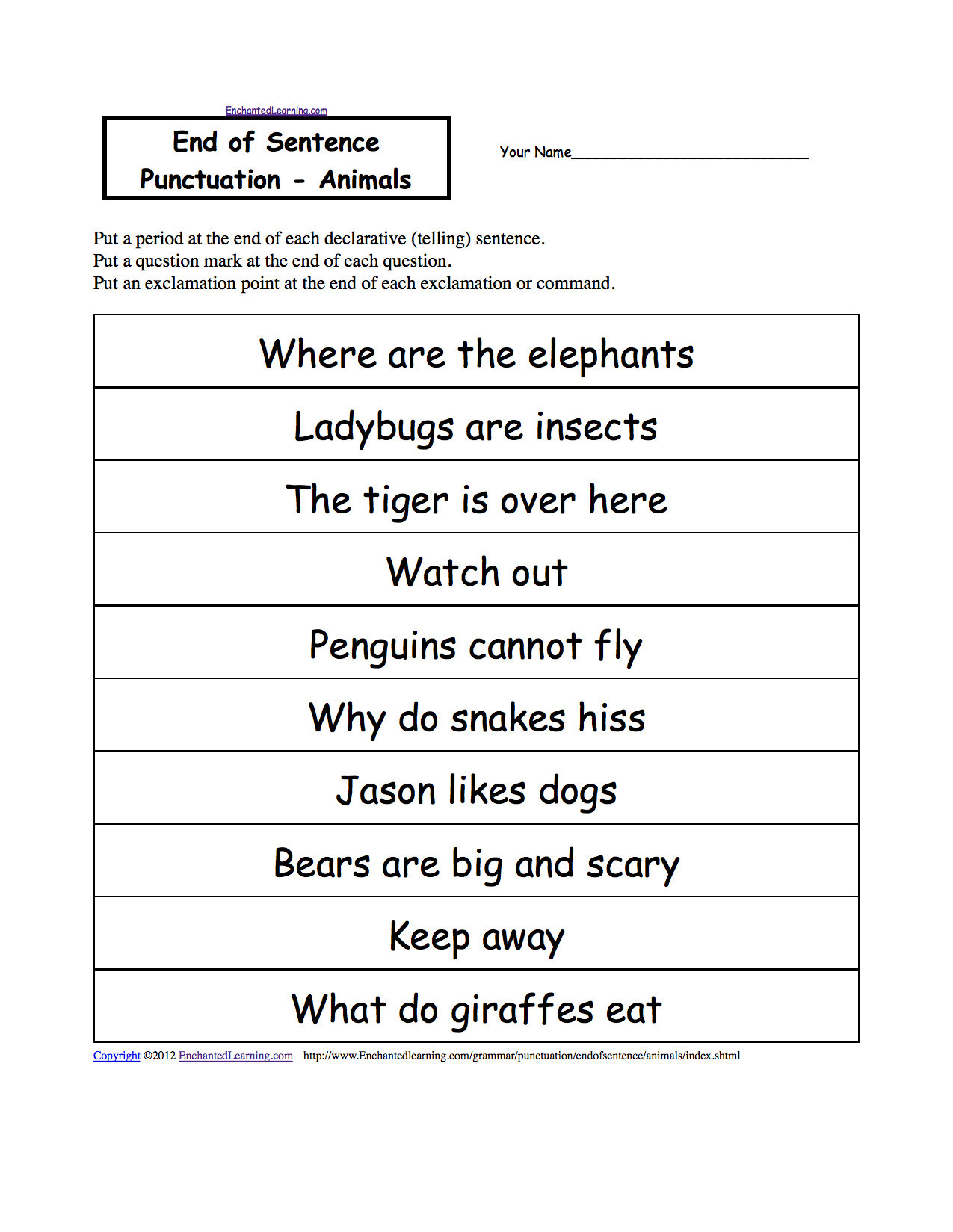 Punctuation Worksheets 5th Grade 5 Free Grammar Worksheets Fifth Grade 5 Punctuation Colons