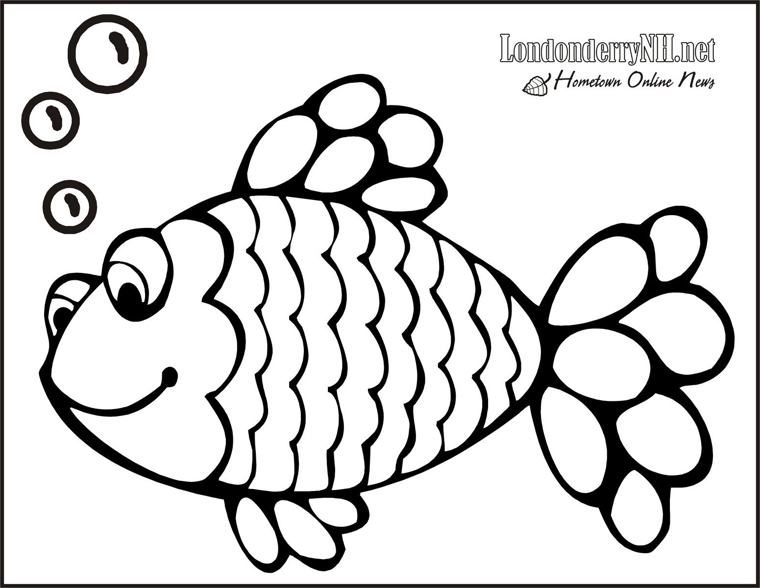 Rainbow Fish Printable Worksheets Rainbow Fish Coloring Free Fishing Second Grade