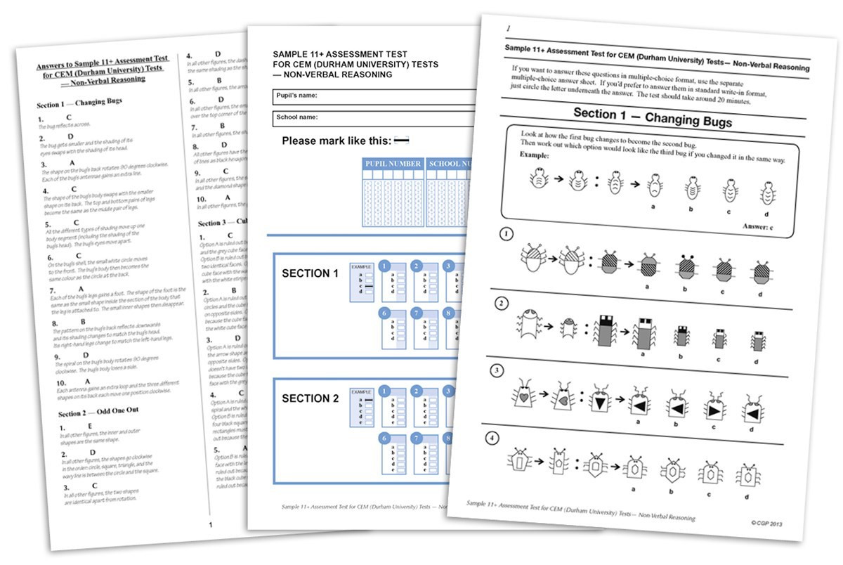 Reasoning Worksheets for Grade 1 Free 11 Practice Papers