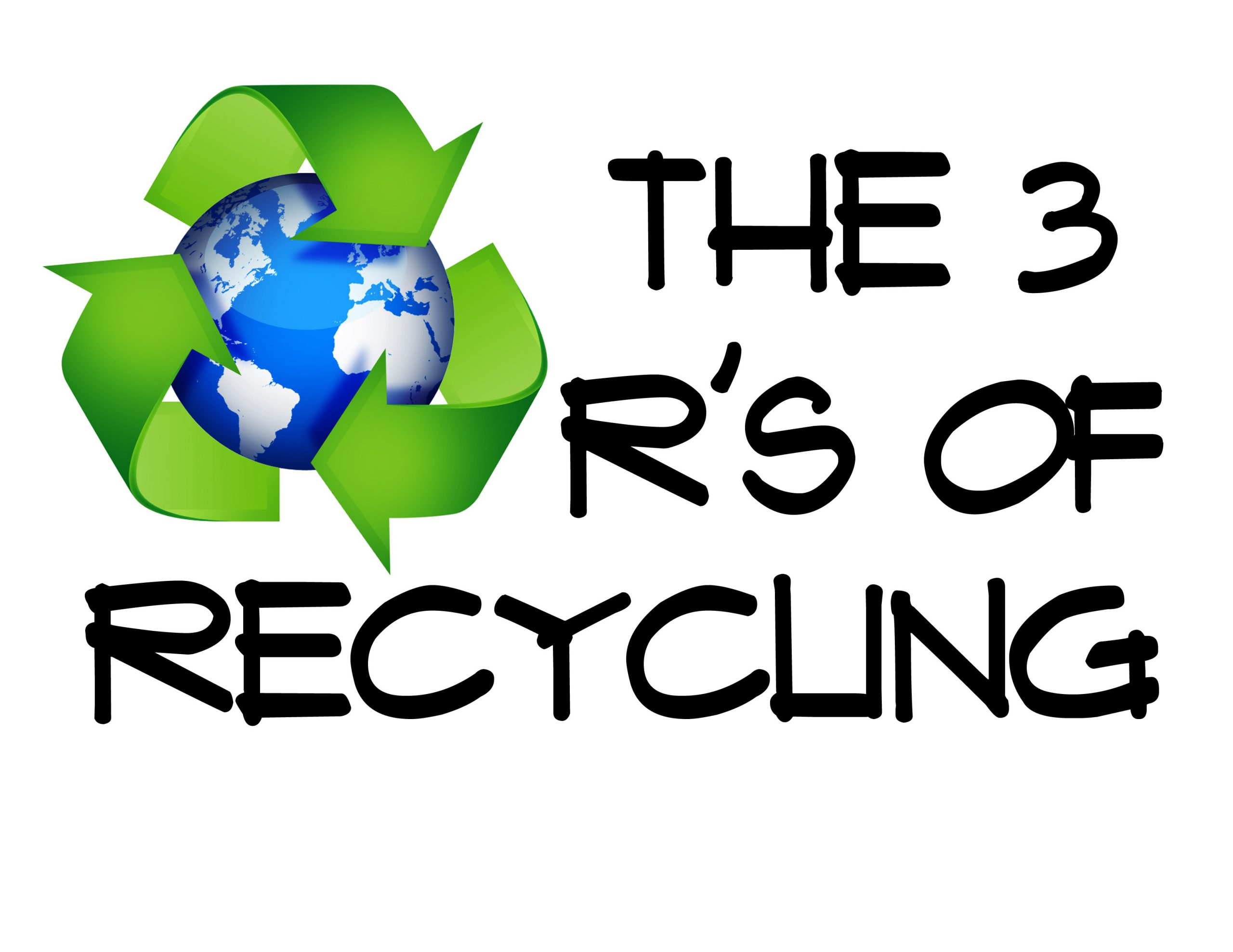 Recycling Worksheets for Middle School the 3 R S Of Recycling Printables
