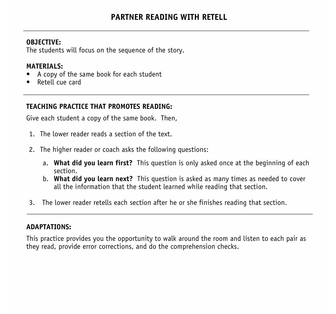 Retell Worksheet First Grade Math Worksheet Partreadretell First Gradeomprehension