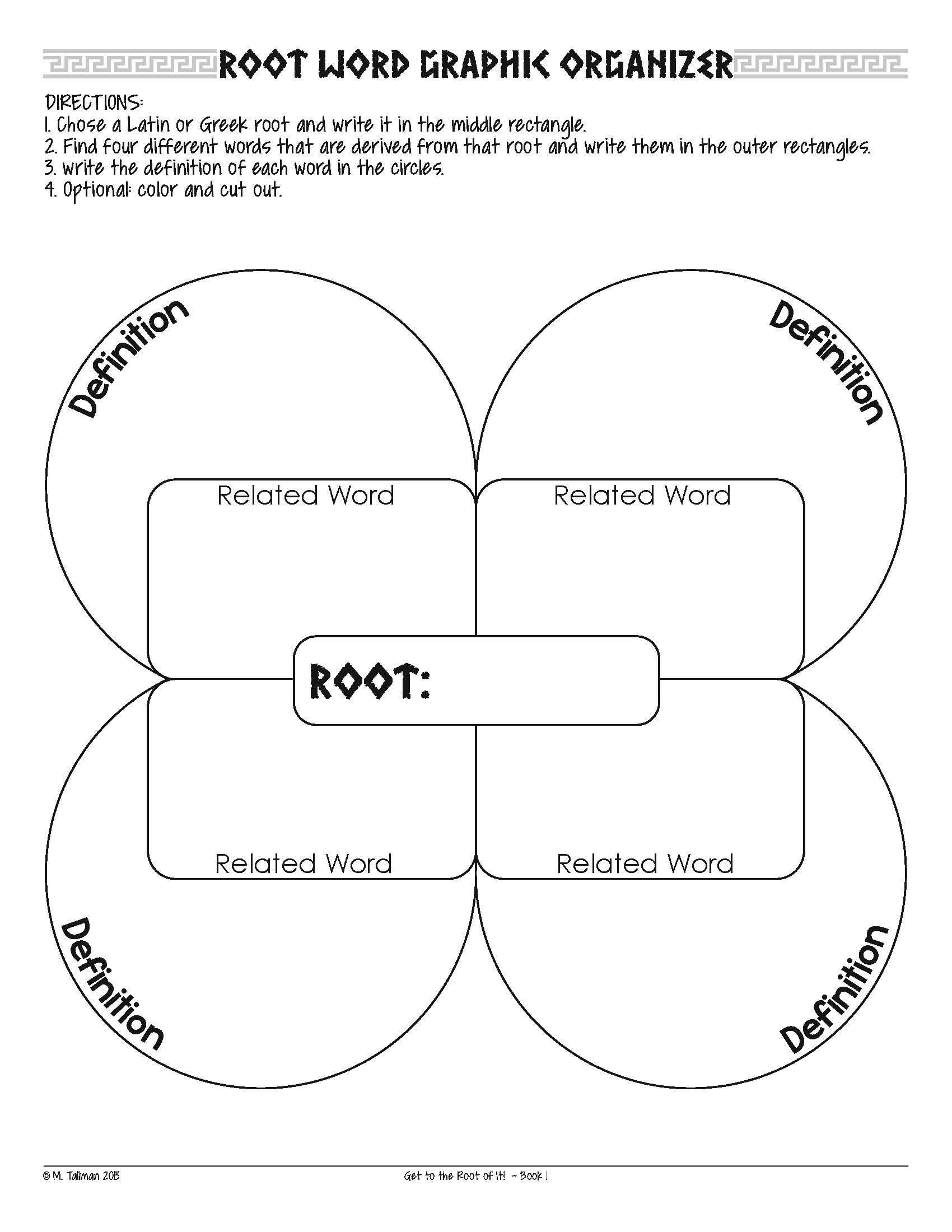 Root Words Worksheet 5th Grade Image Result for Word Study Activity Sheet 5th Grade Root