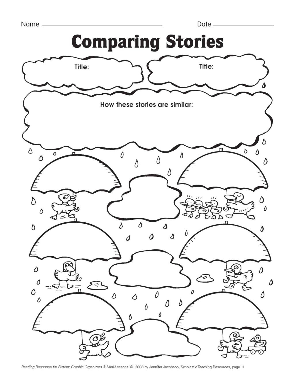 Scholastic Math Worksheets Worksheet Worksheet Paring Stories 1st Grade Reading