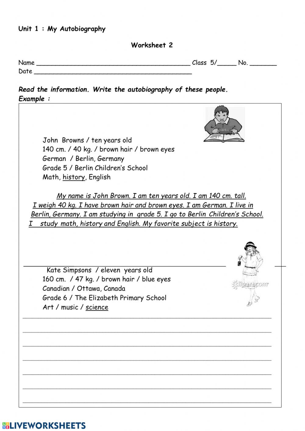 Science Worksheets for 5th Grade Worksheet Ws Unit Interactive Worksheet Prehension