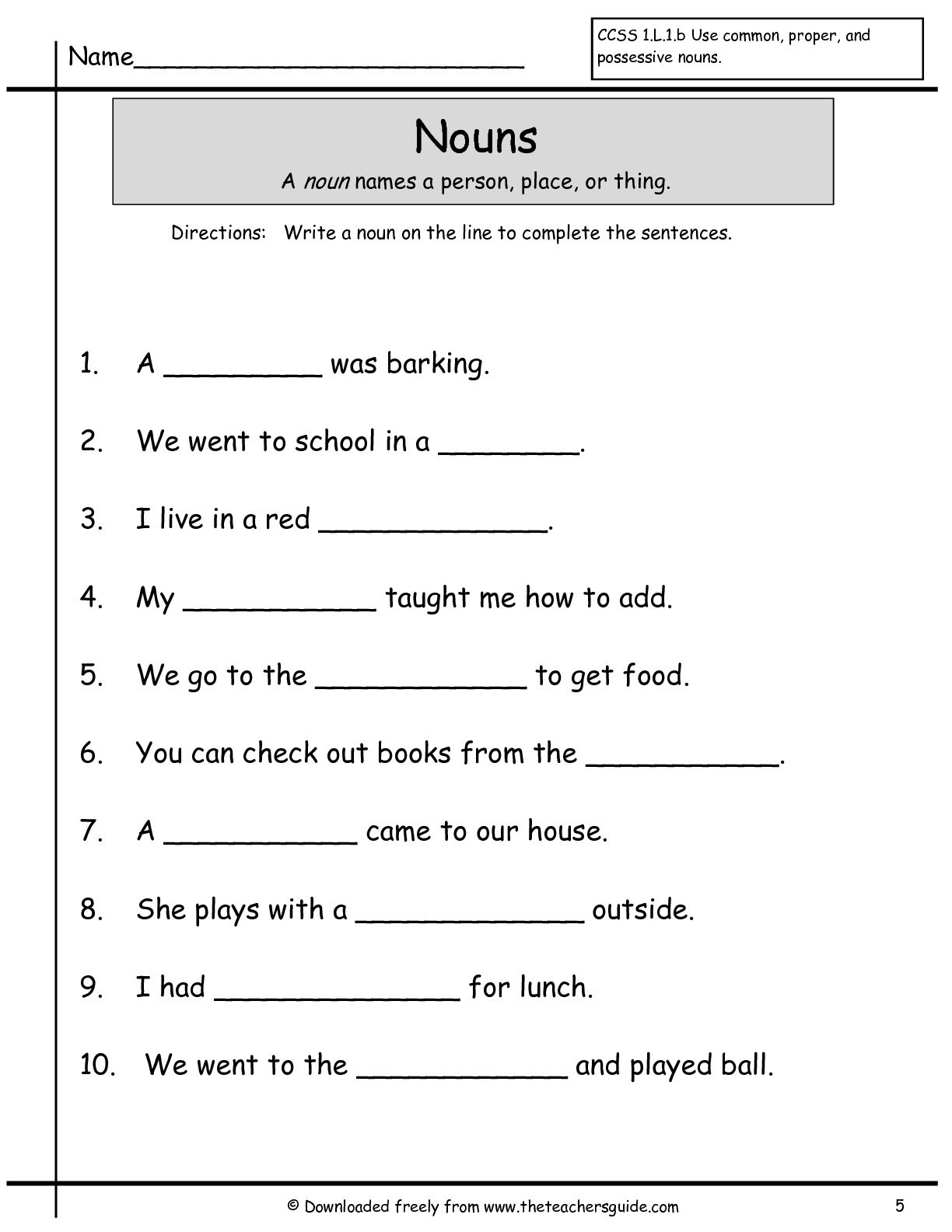 Sentence Worksheets First Grade Math Worksheet 52 Fantastic Writing Sentences Worksheets