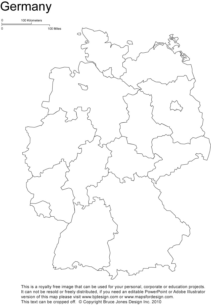 State Quiz Printable German States In German Quiz by Bahoover