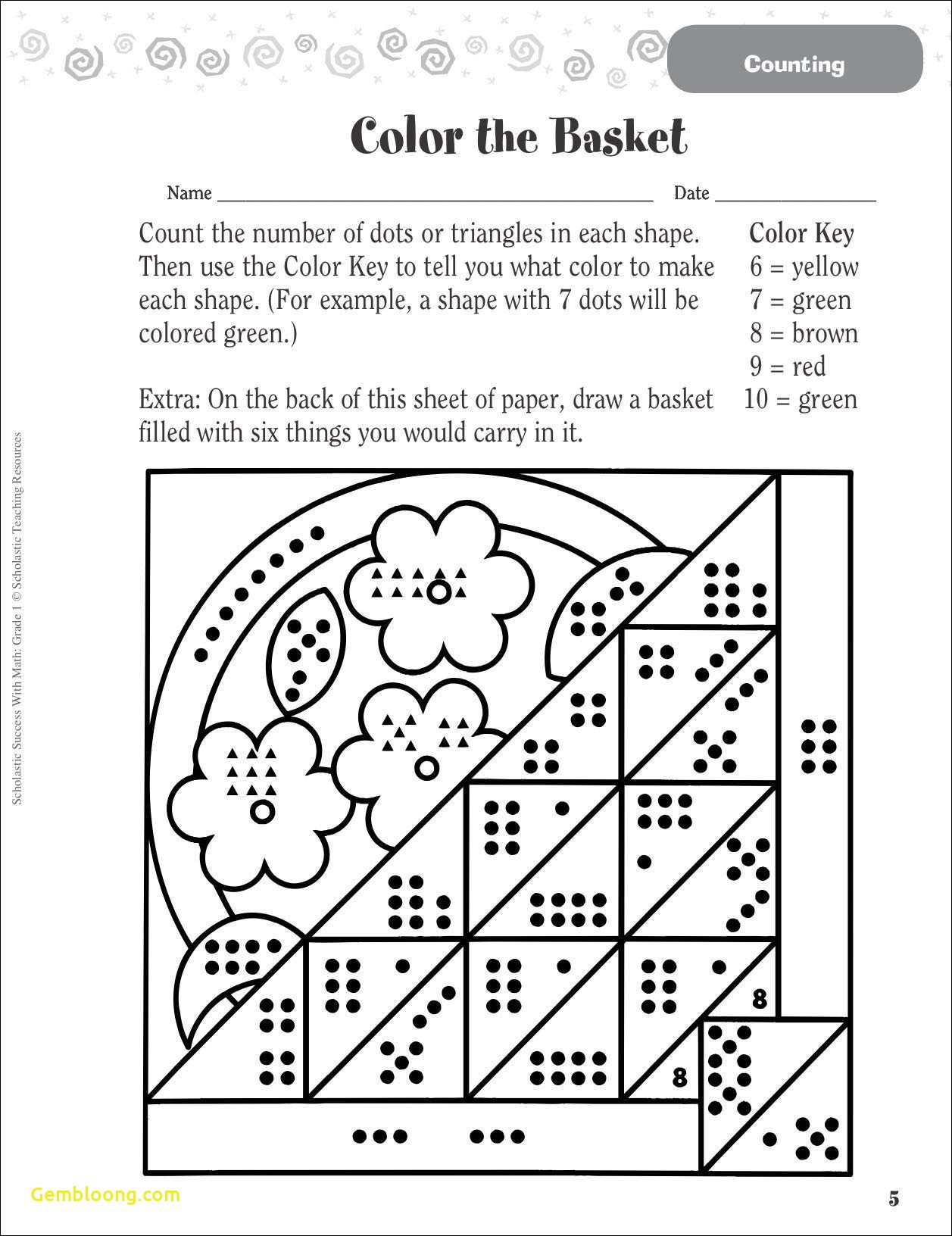 Subtraction Worksheet 1st Grade Worksheets Page 3 5th Grade Language Worksheets 3 Grade