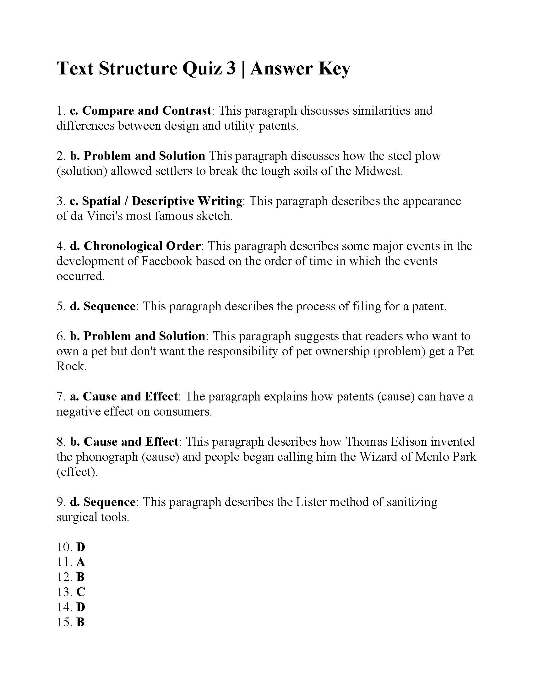 Text Structure Worksheets Grade 4 Math is Fun Logic Games Codependency Recovery Worksheets