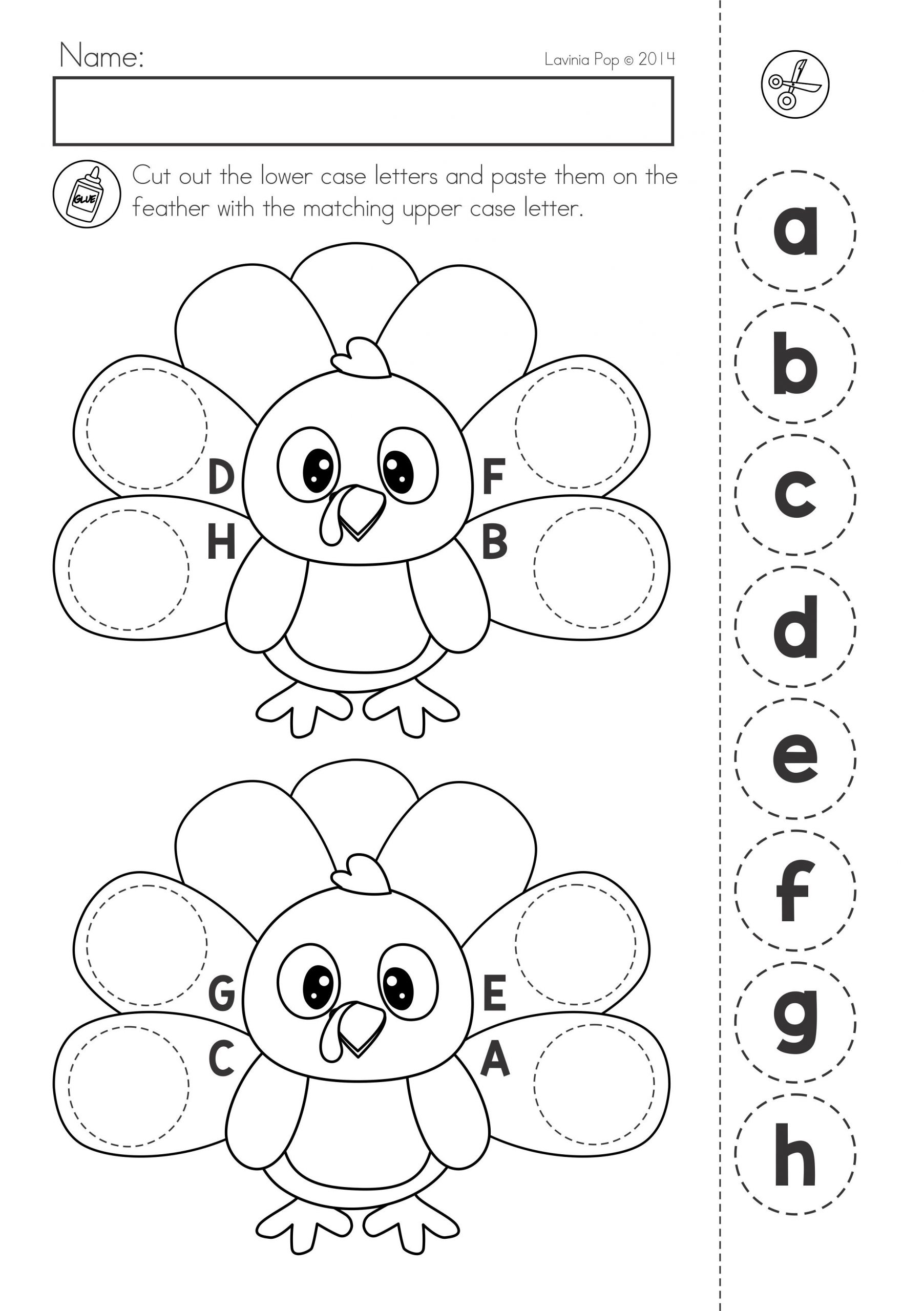 Thanksgiving Math Sheets Thanksgiving Math & Literacy Worksheets and Activities