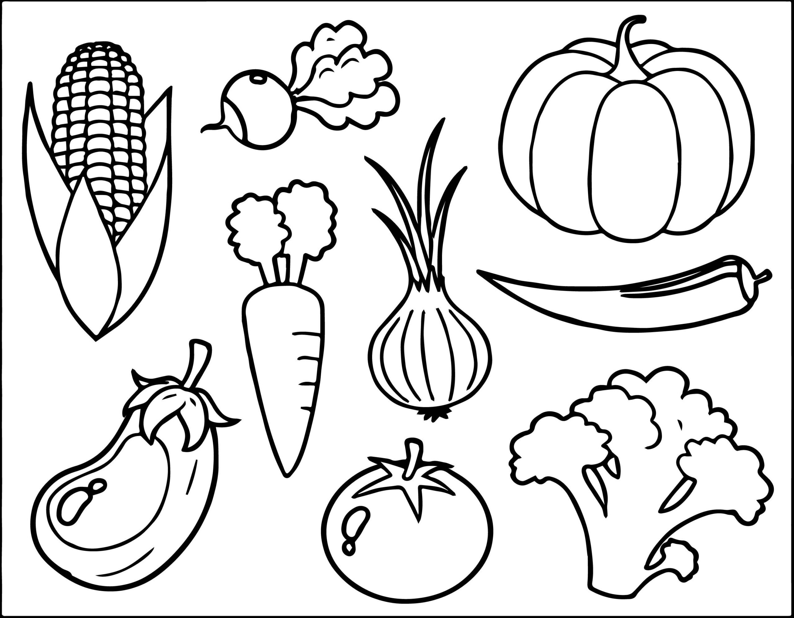 Vegetable Worksheets for Preschool Ve Ables Worksheet for Preschool Family – Kingandsullivan