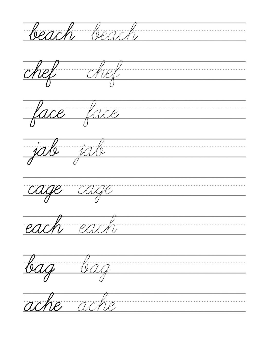 Writing Sentences Worksheets 3rd Grade Worksheet Fabulous Cursive Writing Sentences