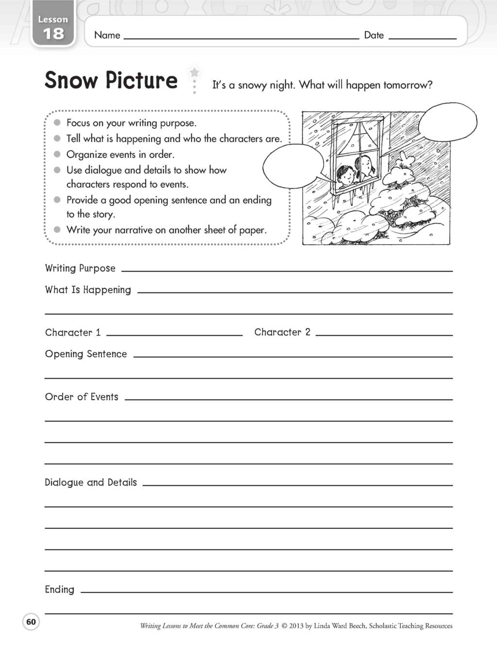 Writing Worksheet 2nd Grade Worksheet Outstandingntable Writing Worksheets Picture