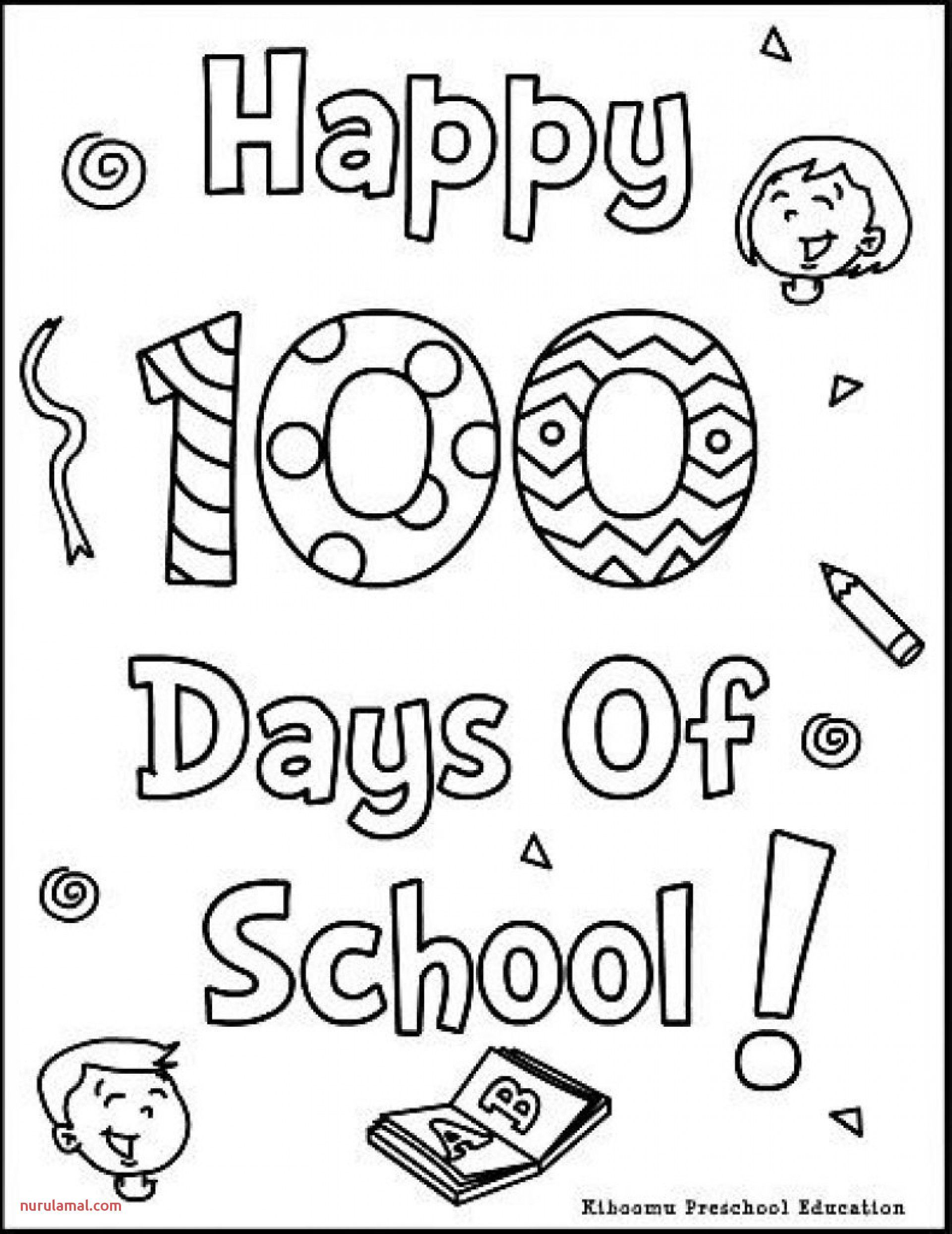 100 Days Of School Worksheet Pin On Homeschool Momma ‍