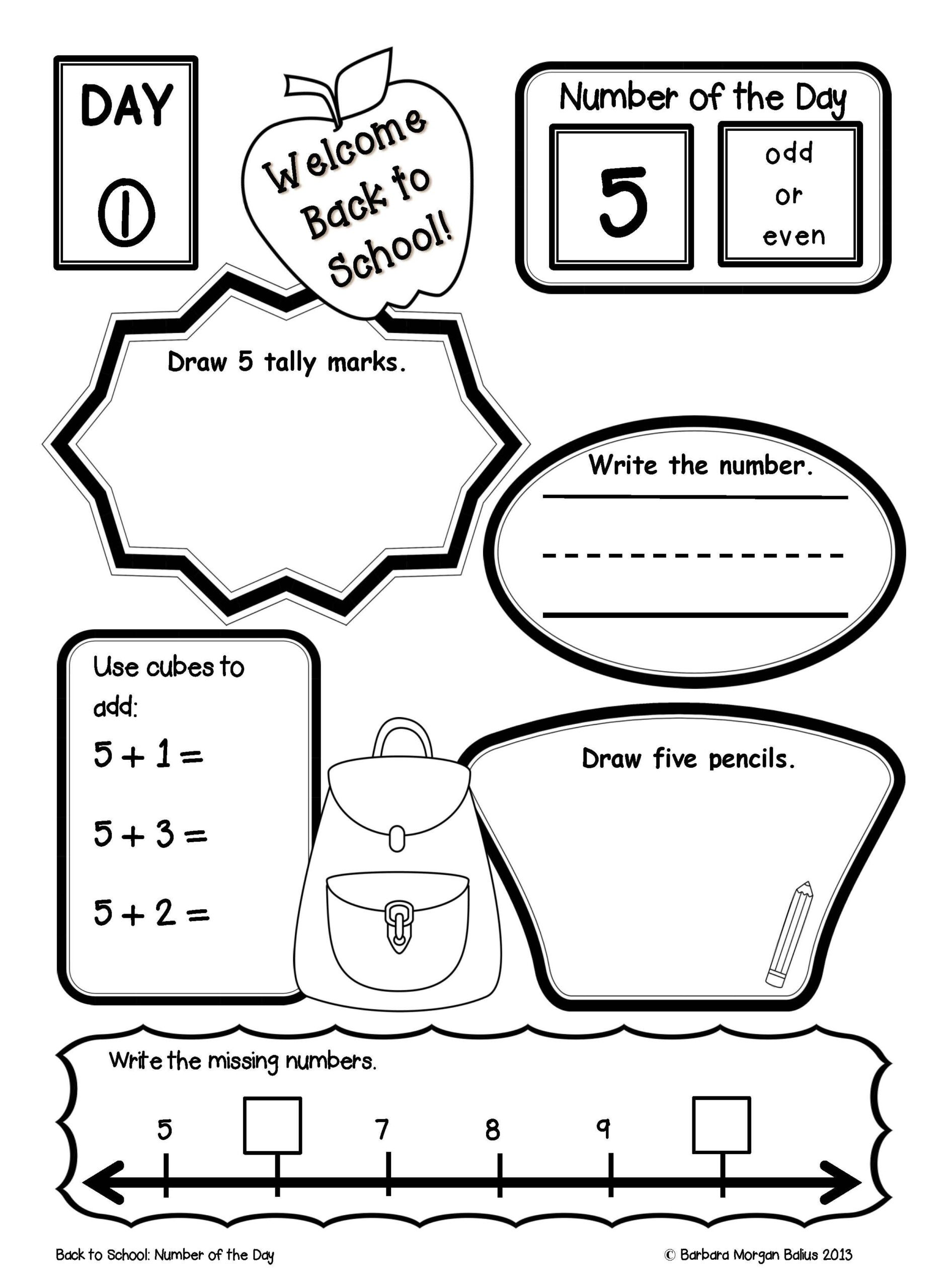 1st Grade Morning Work Worksheets Morning Work Place Value Worksheets First 5th Grade Math