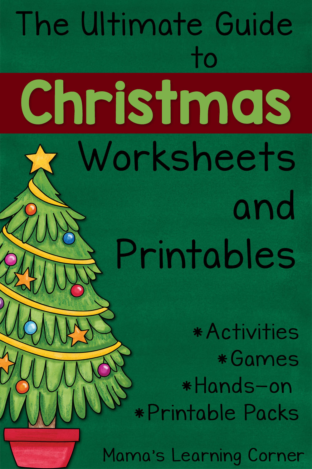 3rd Grade Christmas Worksheets the Ultimate Guide to Christmas Worksheets and Printables