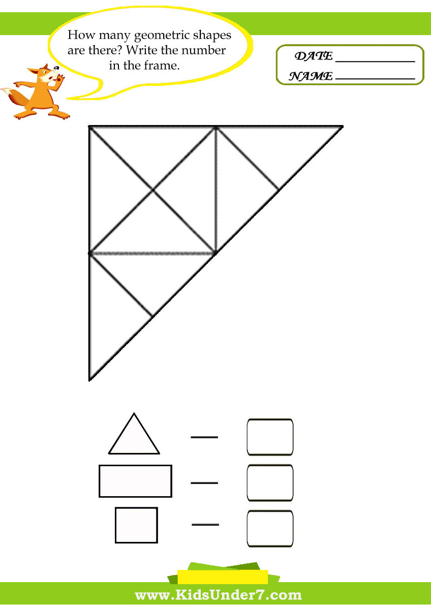 3rd Grade Geometry Worksheets Pdf Geometric Shapes Geometry Worksheets Kids Under Alphabet Pdf