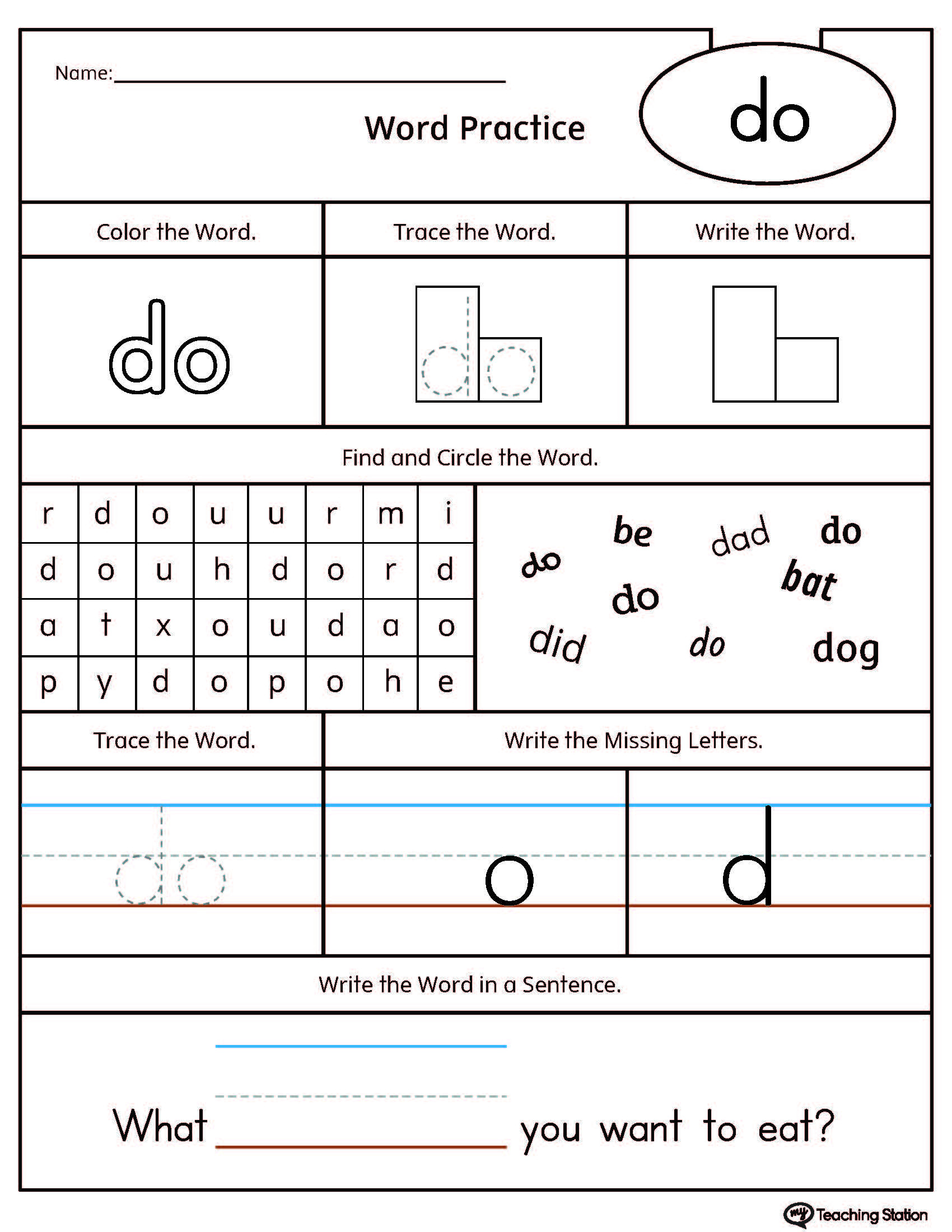 3rd Grade Sight Words Worksheets Coloring Book Coloring Book Sight Word Pages Pdf