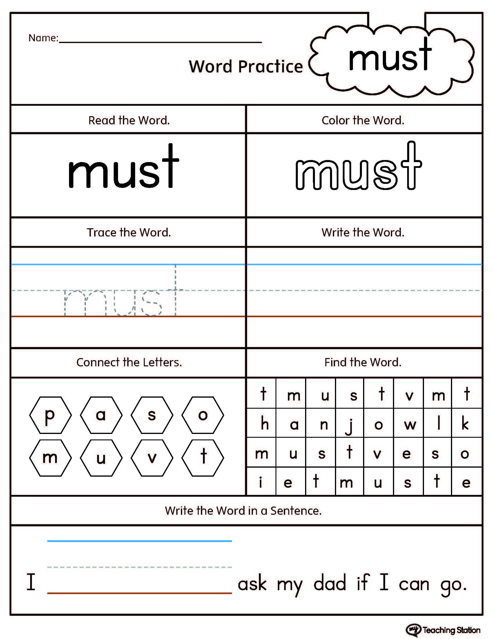 3rd Grade Sight Words Worksheets Coloring Book Remarkable Sight Word Coloring Pages Pdf