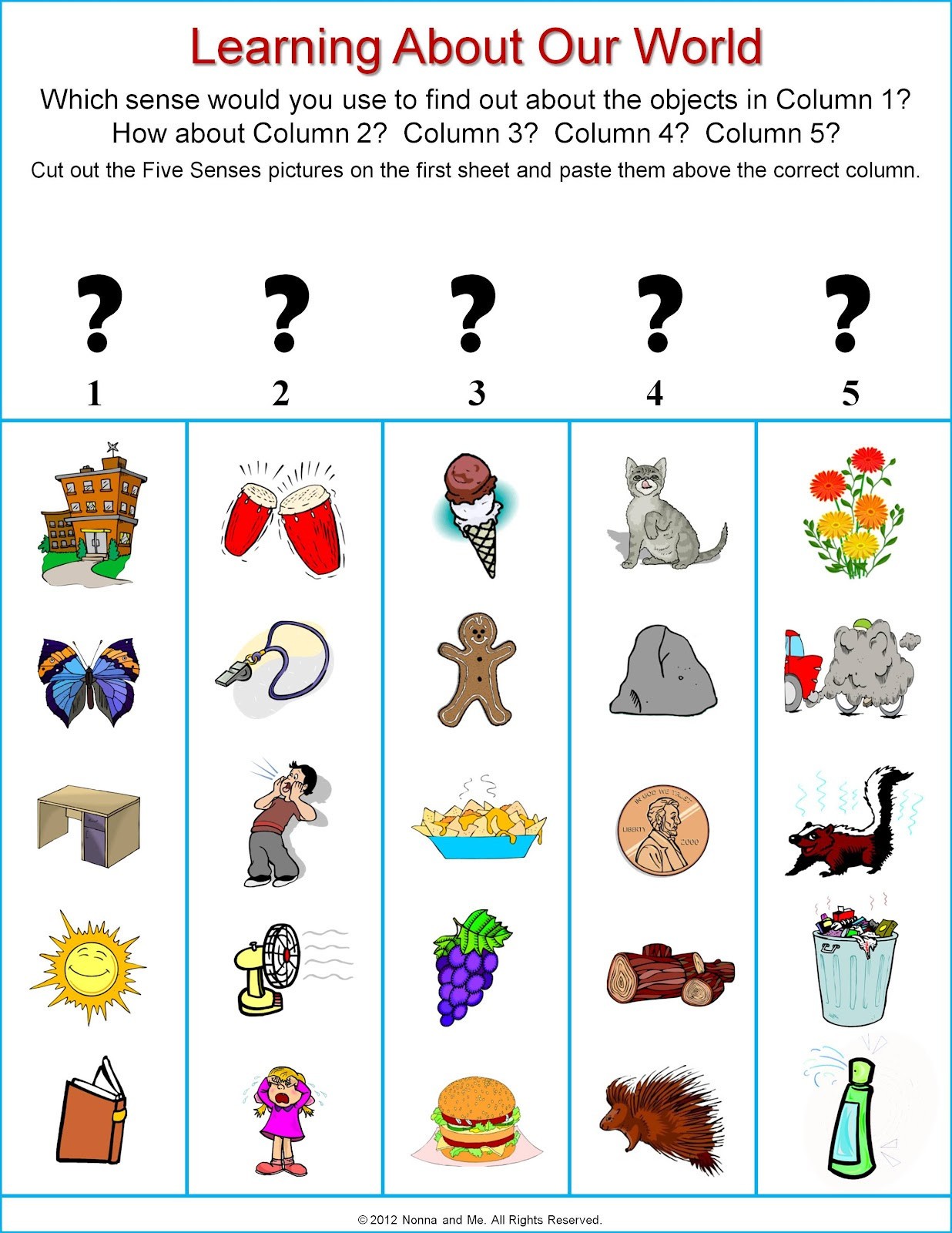 5 Senses Worksheet Preschool Five Sense Worksheet New 410 Five Senses Preschool Sight