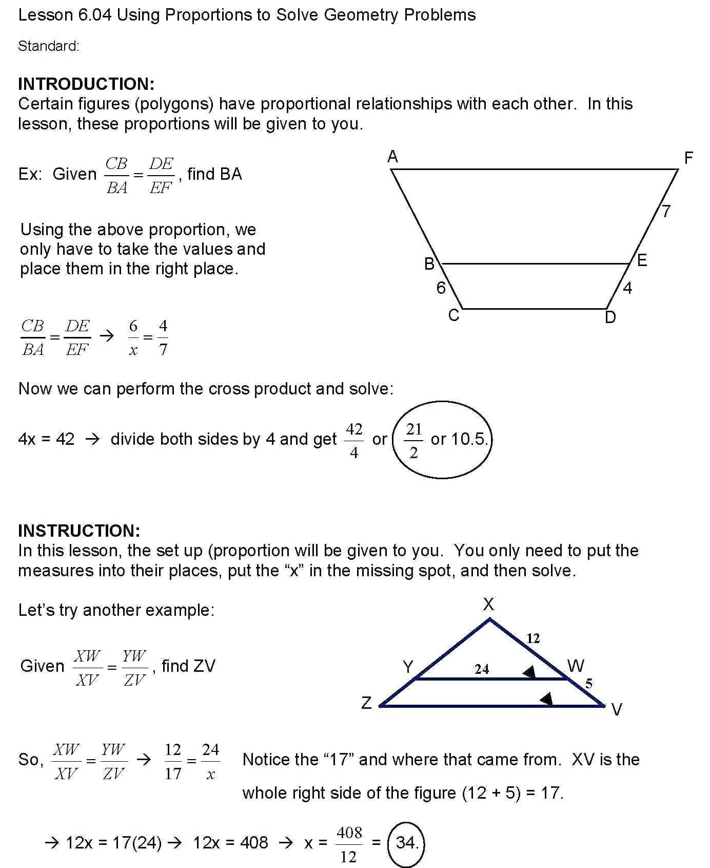 6th Grade Geometry Worksheets 4 Free Math Worksheets Sixth Grade 6 Geometry
