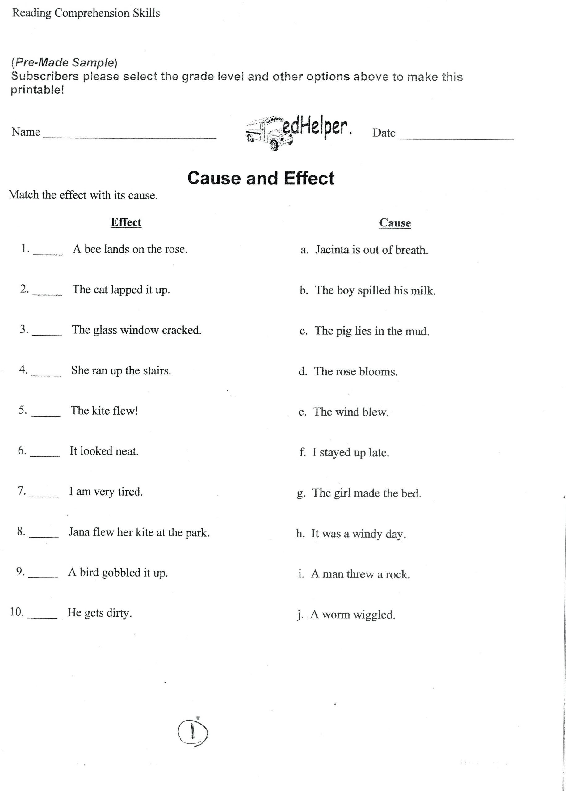 8th Grade English Worksheets 8th Grade Writing Worksheets Free Printable Writing