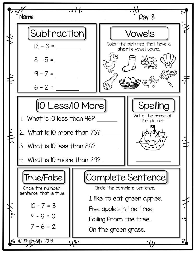 8th Grade Vocabulary Worksheets Pdf Worksheet Beginning Kids Worksheet formulas Months