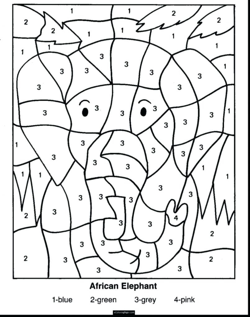Addition Coloring Worksheets 2nd Grade Math Worksheet Addition Math Coloring Pages 2nd Grade