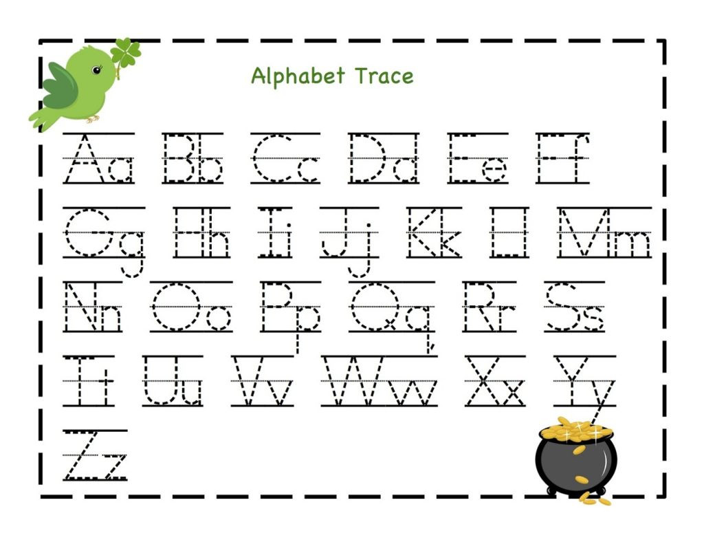 Arabic Alphabet Worksheets for Preschoolers Worksheet Worksheet Alphabet Worksheets Kindergarten Trace